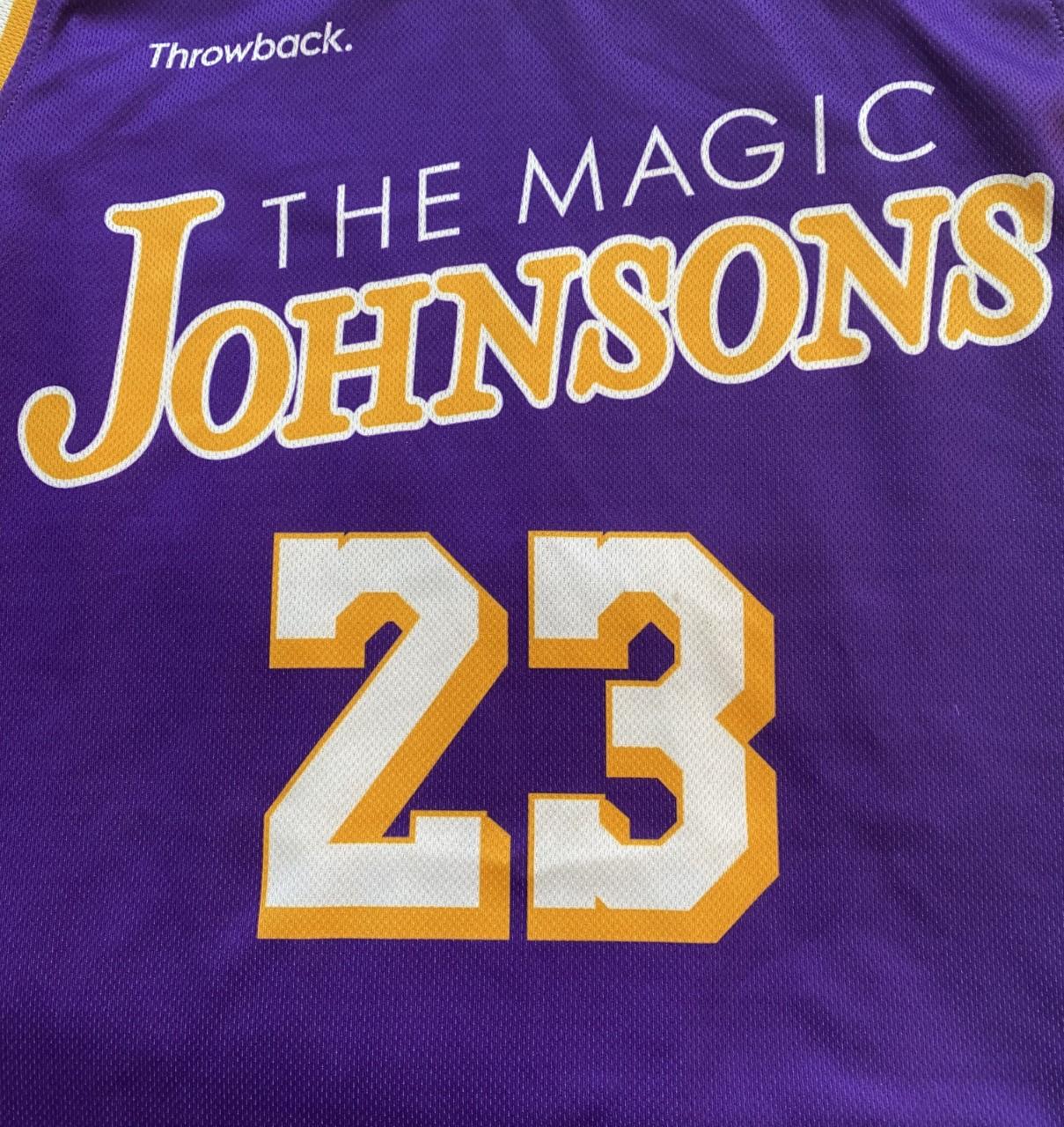 The Magic Johnsons logo